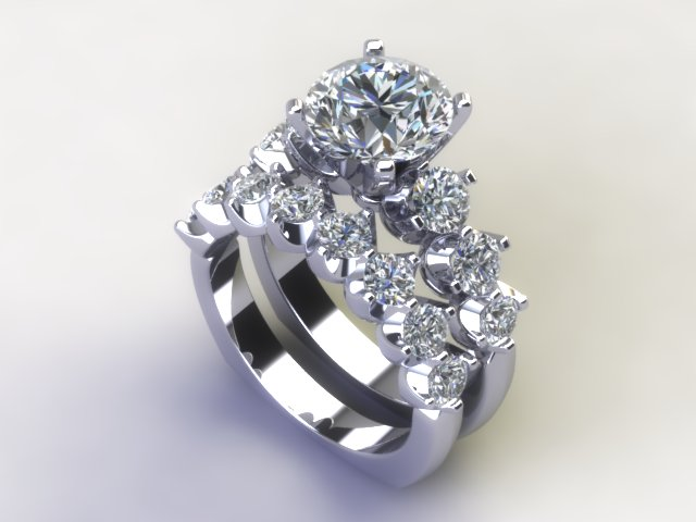 Custom Diamond Rings Dallas 1 5, Shira Diamonds