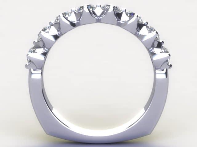 Custom Diamond Rings Dallas 6, Shira Diamonds