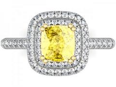 Double_Halo_Fancy_Cushion_Diamond_Ring_-_Custom_Rings_Dallas_1