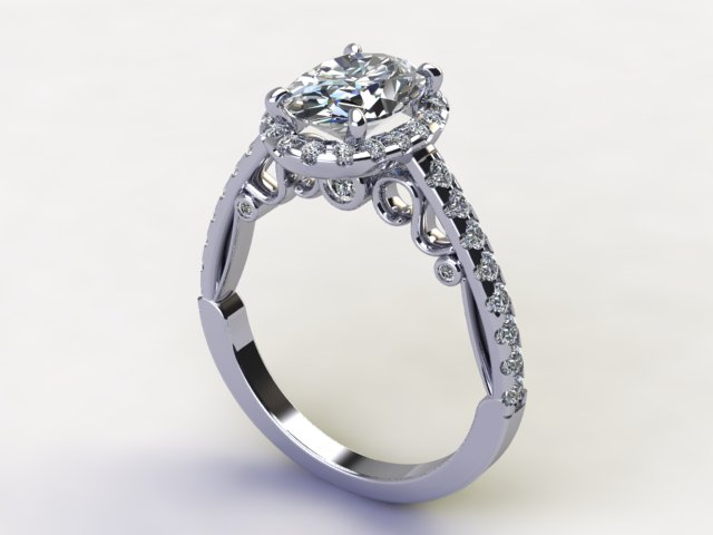 Engagement Rings Dallas 1 2, Shira Diamonds