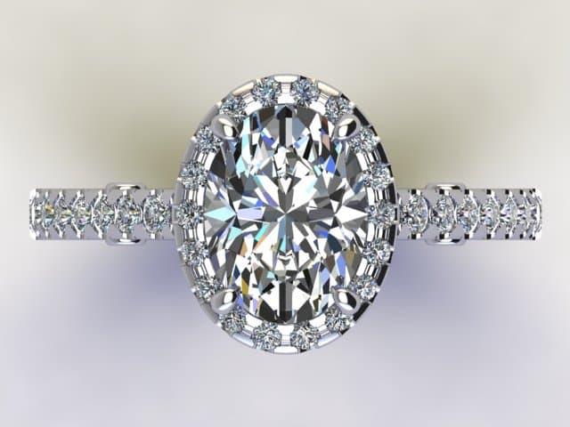 Engagement Rings Dallas 4 1, Shira Diamonds