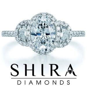 Oval Diamond Rings In Dallas Texas Oval Diamonds Dallas Shira Diamonds 5, Shira Diamonds