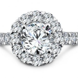 Wholesale_Halo_Engagement_Ring