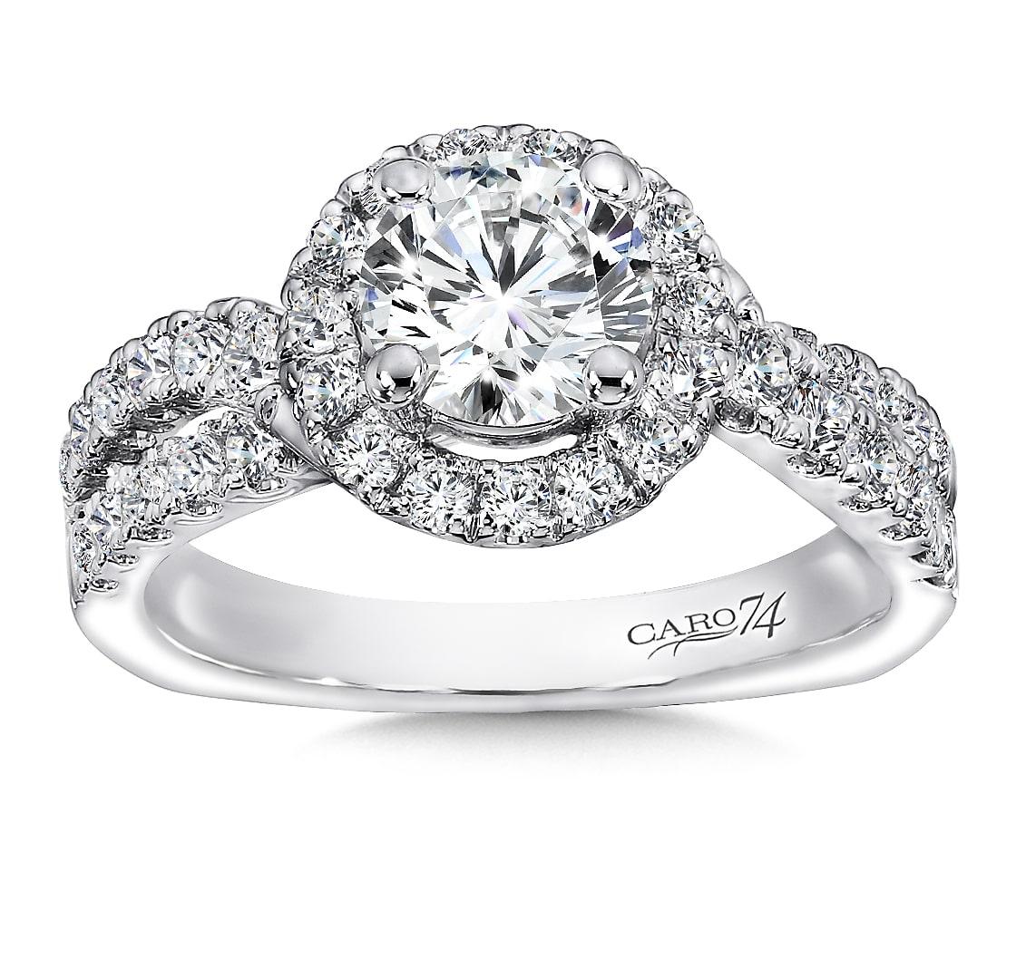 Custom Diamond Rings Plano, Shira Diamonds