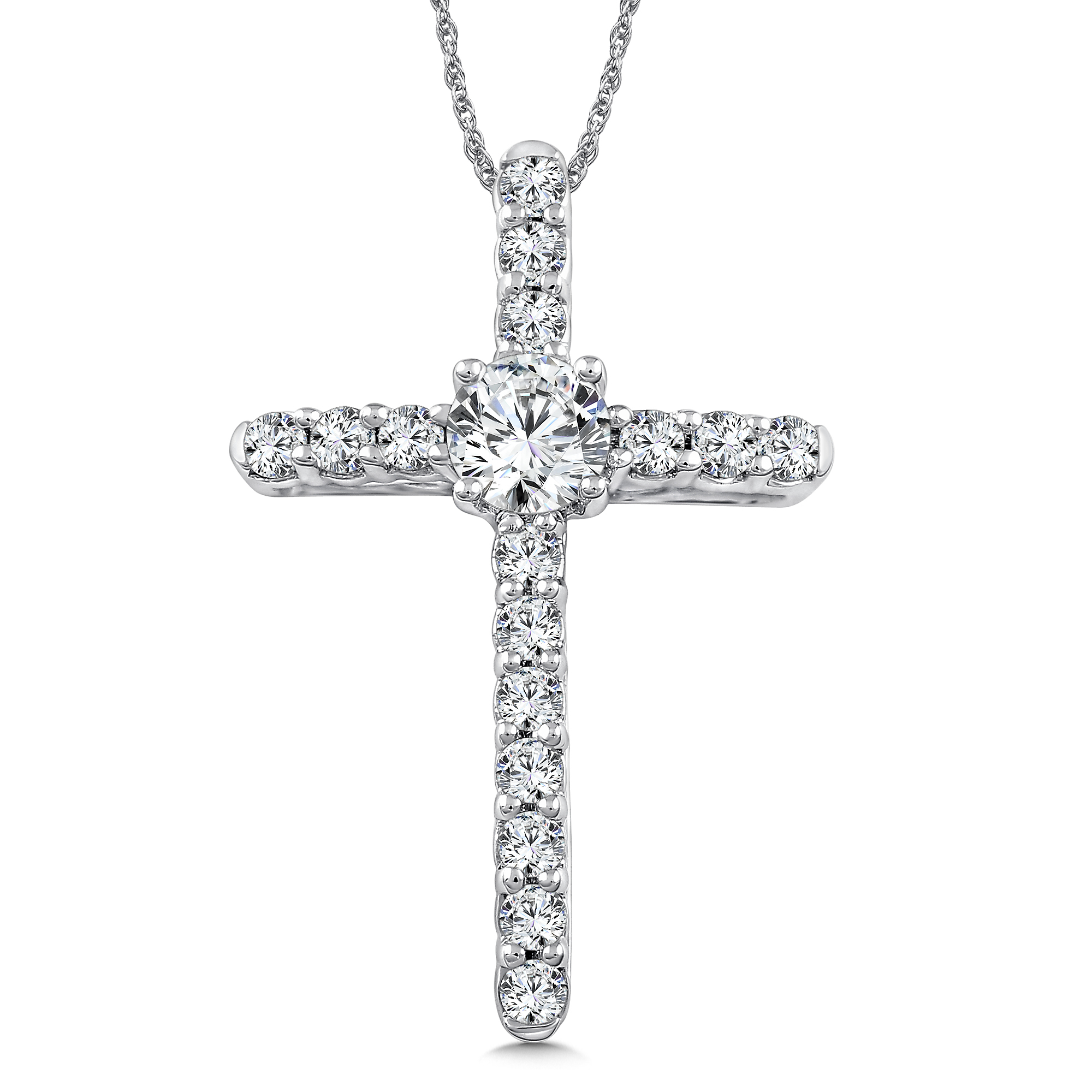 Custom_Cross_Diamond_Necklace