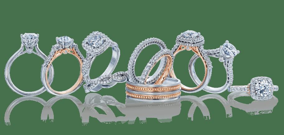Custom_Halo_Engagement_Rings_Dallas_Texas