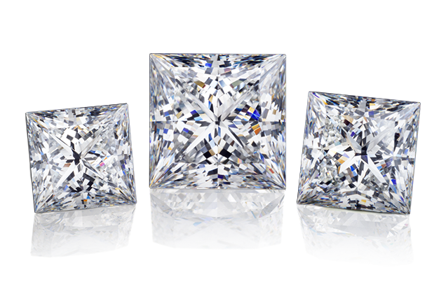 Wholesale Princess Diamonds Dallas, Shira Diamonds